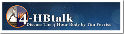 4 Hour Body Talk