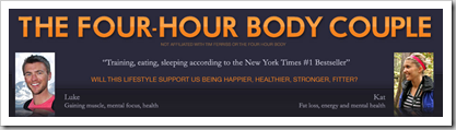 Four Hour Body Couple