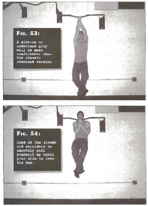 Uneven Pullups Convict Conditioning