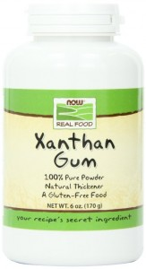 Xantahan Gum 4-Hour Body