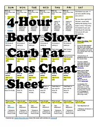 Post image for The Ultimate Slow Carb Supplement One-Pager With Cheat Day Requirements