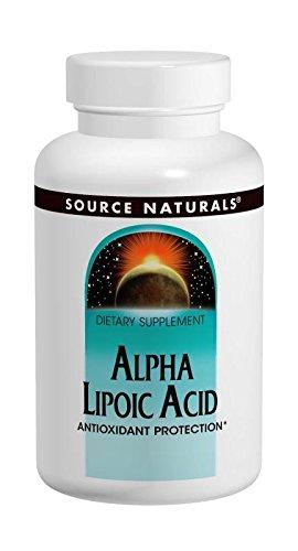 Alpha Lipoic Acid - The 4-Hour Body