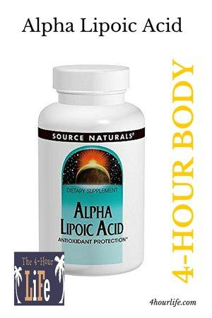 Alpha Lipoic Acid: The